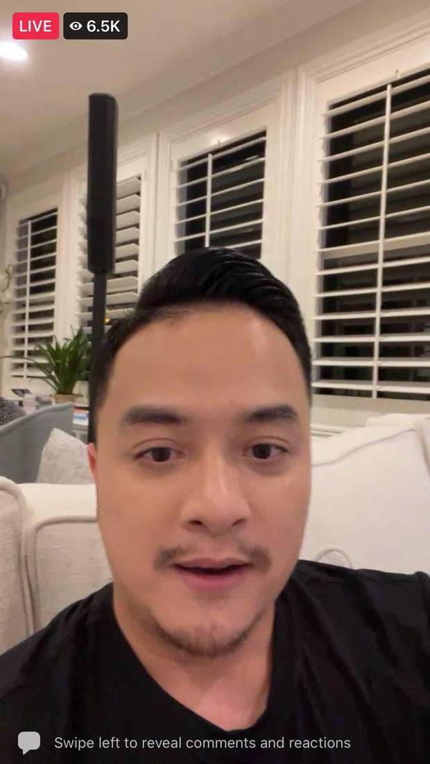 Đòi kiện Cao Thái Sơn tội lăng mạ, Nathan Lee livestream 60 phút nói tục hết 50 phút bằng cả 2 thứ tiếng - Ảnh 3.