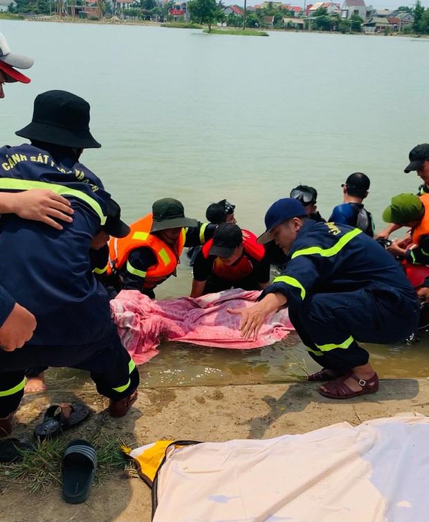 Người phụ nữ 49 tuổi chết đuối trên hồ sinh thái - Ảnh 2.