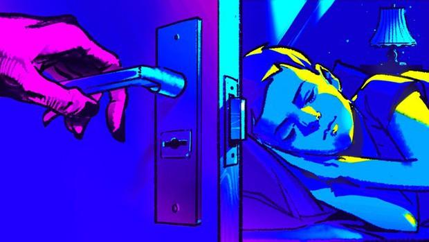 4 lý do cho thấy mở cửa phòng ngủ vào ban đêm là sai lầm - Ảnh 3.