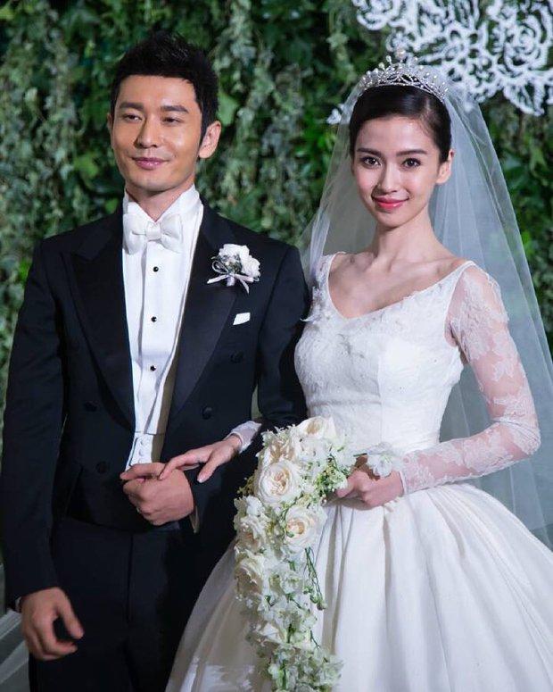 Hôn nhân hiện tại của 5 tiểu Hoa đán: Toang gần hết, Angela Baby mấp mé ly hôn, Triệu Lệ Dĩnh tủi nhất vì lý do này - Ảnh 4.