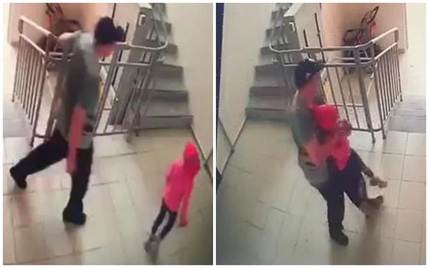 Bị người lạ theo dõi lôi đi cưỡng hiếp, bé gái phản ứng nhanh không chỉ tự cứu mạng mình, còn tống yêu râu xanh vào tù - Ảnh 2.