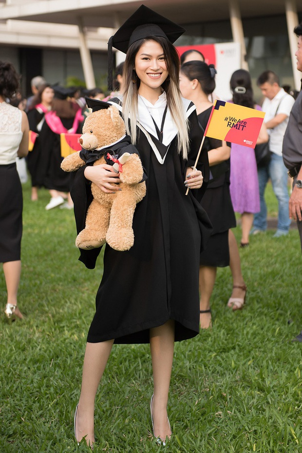 Hội ái nữ con nhà giàu: Rich kid nhưng vẫn học hành đâu ra đấy, không đi du học thì cũng đều xuất thân từ ngôi trường siêu nổi tiếng này - Ảnh 3.