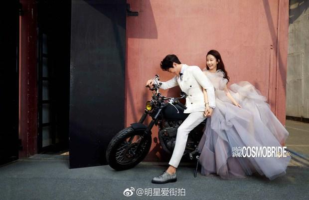 Triệu Lệ Dĩnh chia tay Phùng Thiệu Phong: Dân tình xót xa thay vì cô vẫn chưa khoác lên mình chiếc váy cưới đúng nghĩa - Ảnh 3.
