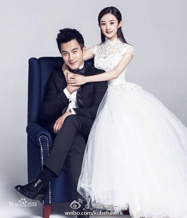 Triệu Lệ Dĩnh chia tay Phùng Thiệu Phong: Dân tình xót xa thay vì cô vẫn chưa khoác lên mình chiếc váy cưới đúng nghĩa - Ảnh 5.