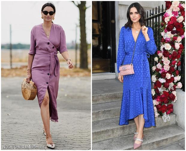 Váy quấn hack dáng vi diệu lắm, nhưng nếu không biết chiêu mặc đẹp này từ gái Pháp thì chưa 100% duyên dáng rồi! - Ảnh 8.
