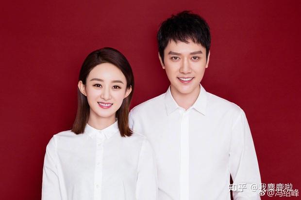 Triệu Lệ Dĩnh ly hôn nhưng chiếm TOP 1 Weibo lại là... body gây sốc của bạn trai cũ? - Ảnh 1.