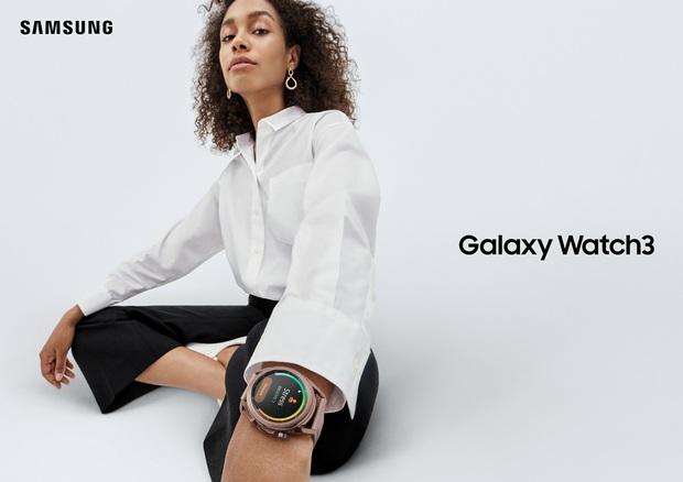 Sống cân bằng đầy thần thái cùng Samsung Watch3 - Ảnh 3.
