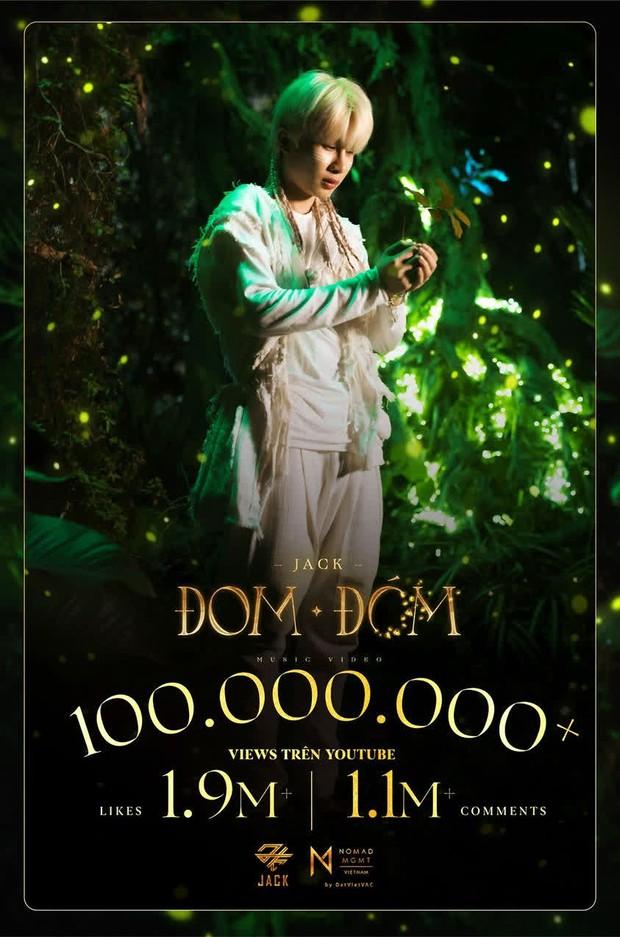 MV Đom Đóm của Jack đạt 100 triệu view, Sơn Tùng ra Chúng Ta Của Hiện Tại trước mà vẫn phải chịu thua - Ảnh 4.