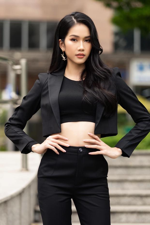 Bất ngờ vướng tin đồn đang mang thai, Á hậu Phương Anh có màn đáp trả cực cao tay - Ảnh 4.