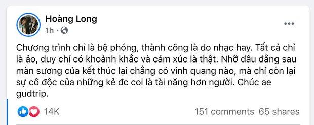 B Ray ẩn ý kẻ thành công không nói lời bào chữa, MCK - Rhymastic cũng có động thái giữa lúc cộng đồng rap xôn xao RichChoi bị loại tại Rap Việt - Ảnh 3.