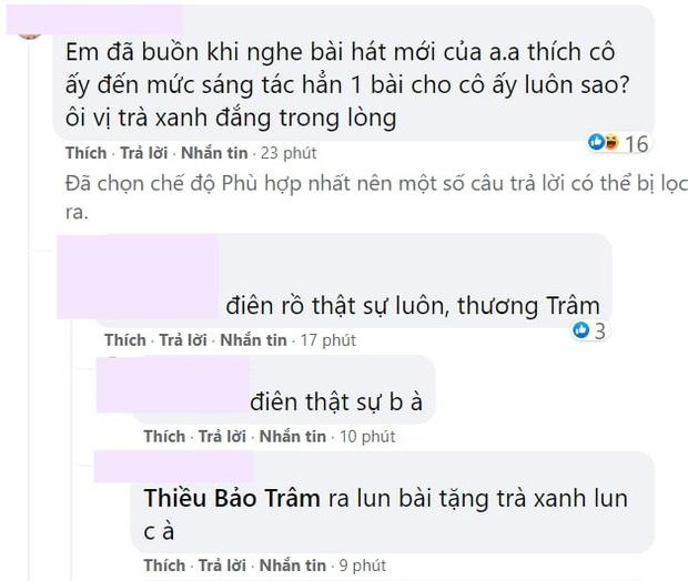 Dân tình mạnh dạn đoán cô gái trong bài mới của Sơn Tùng chính là trà xanh, cứ gọi tên Hải Tú và Thiều Bảo Trâm mãi thôi - Ảnh 8.