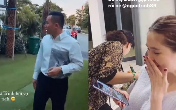 Ngọc Trinh livestream, đích thân nói về việc bị Nathan Lee doạ kiện 30 tỷ đồng: Rất bận, không có thời gian cho chuyện vặt vãnh - Ảnh 3.