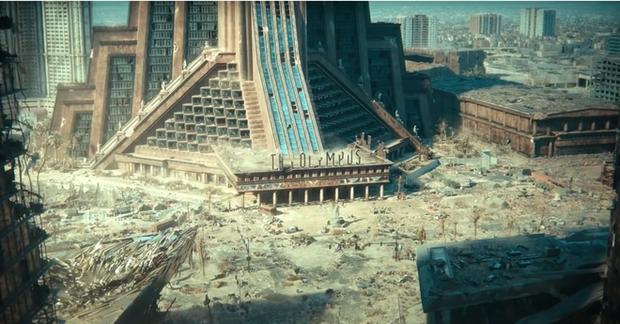 Chịu chơi như Netflix: Scan 3D toàn bộ Dải Las Vegas để phục vụ cho phim zombie của Zack Snyder - Ảnh 2.