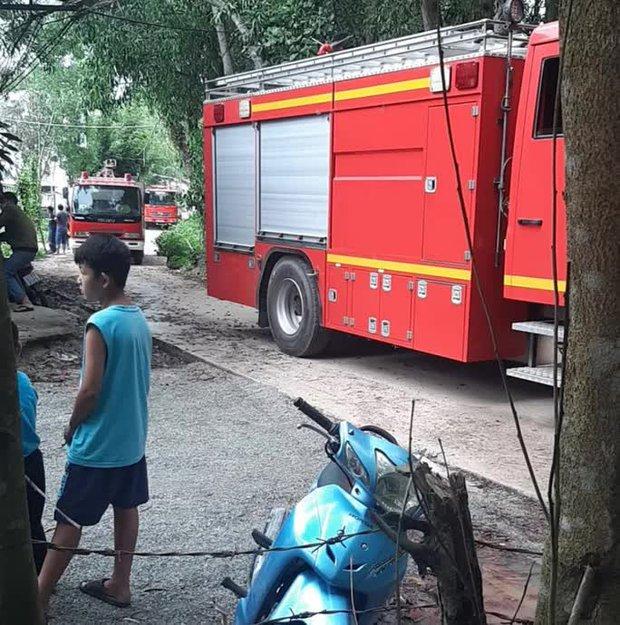 CLIP: Nổ bình gas, 1 phụ nữ ở Phú Quốc tử vong - Ảnh 2.