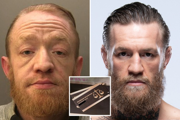 Mạo danh Conor McGregor để buôn chất cấm, cảnh sát ngỡ ngàng vì tội phạm trông quá giống bản gốc - Ảnh 3.