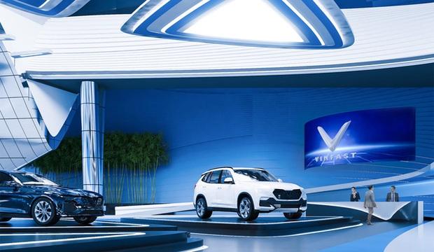 Xem trước showroom VinFast quốc tế: Đẹp mê ly, được vinh danh ở Quảng trường Thời đại Mỹ - Ảnh 25.