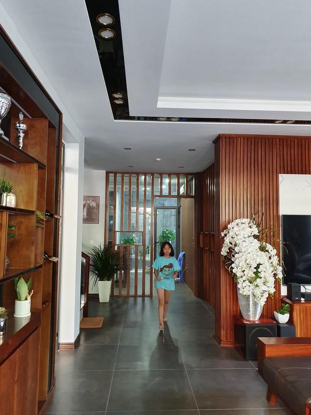 Sau 15 năm cưới, vợ chồng Thái Nguyên xây biệt thự 3 tầng hơn 3 tỷ, chia sẻ kinh nghiệm giảm chi phí thi công đáng học hỏi - Ảnh 8.