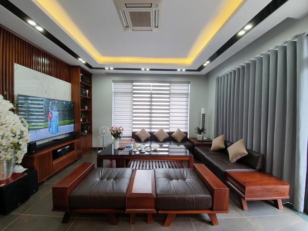 Sau 15 năm cưới, vợ chồng Thái Nguyên xây biệt thự 3 tầng hơn 3 tỷ, chia sẻ kinh nghiệm giảm chi phí thi công đáng học hỏi - Ảnh 5.