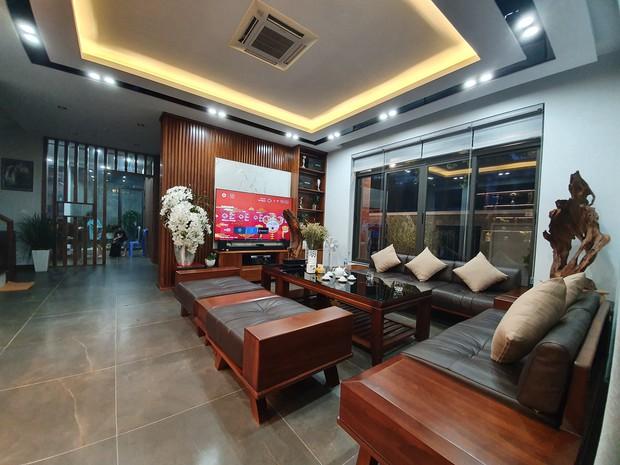 Sau 15 năm cưới, vợ chồng Thái Nguyên xây biệt thự 3 tầng hơn 3 tỷ, chia sẻ kinh nghiệm giảm chi phí thi công đáng học hỏi - Ảnh 4.