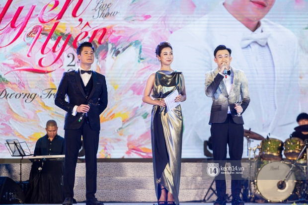 Tái ngộ trên sân khấu, Quang Dũng thừa nhận bao nhiêu năm vẫn đẹp đôi với Jennifer Phạm, dành tặng riêng ca khúc cho vợ cũ - Ảnh 3.