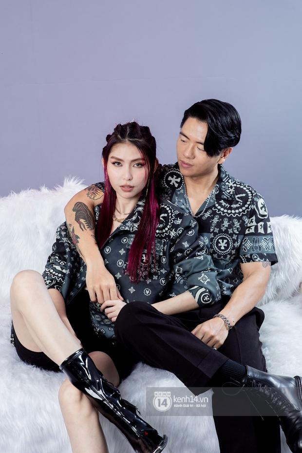 TyhD & Michael Trương chính thức công khai hẹn hò: Ấn tượng ban đầu là khi đàng gái... đang chửi ai đó - Ảnh 8.