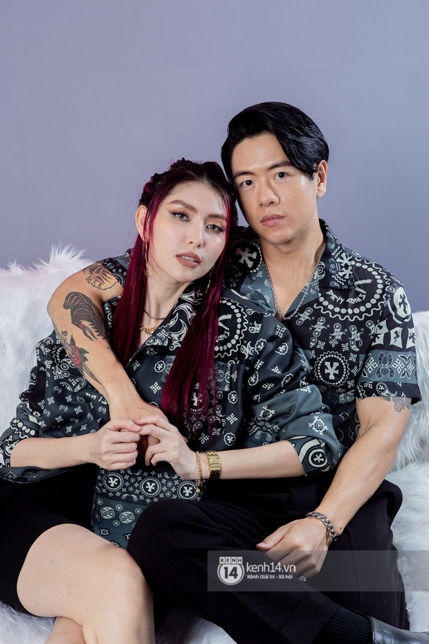 TyhD & Michael Trương chính thức công khai hẹn hò: Ấn tượng ban đầu là khi đàng gái... đang chửi ai đó - Ảnh 5.