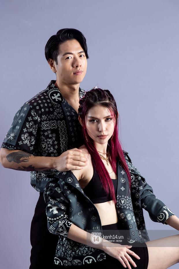 TyhD & Michael Trương chính thức công khai hẹn hò: Ấn tượng ban đầu là khi đàng gái... đang chửi ai đó - Ảnh 14.