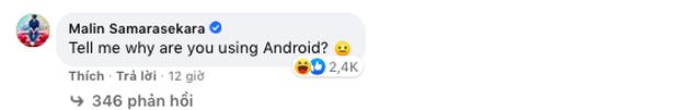 CEO Facebook đăng ảnh cực hài hước, nhưng dân tình không quan tâm mà chỉ lăm le soi điện thoại mà Mark sử dụng, nó không phải iPhone! - Ảnh 3.