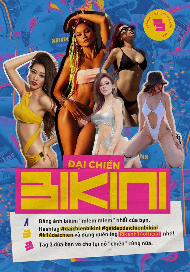Xin thông báo: Đại chiến bikini hot nhất hè này chính thức bắt đầu! - Ảnh 1.