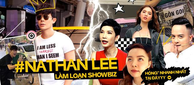 Dân mạng đề nghị nêu cảm nhận về Nathan Lee, đây là câu trả lời của Trang Anna - Ảnh 4.