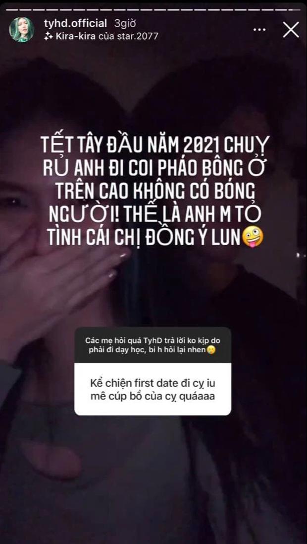 TyhD & Michael Trương chính thức công khai hẹn hò: Ấn tượng ban đầu là khi đàng gái... đang chửi ai đó - Ảnh 4.