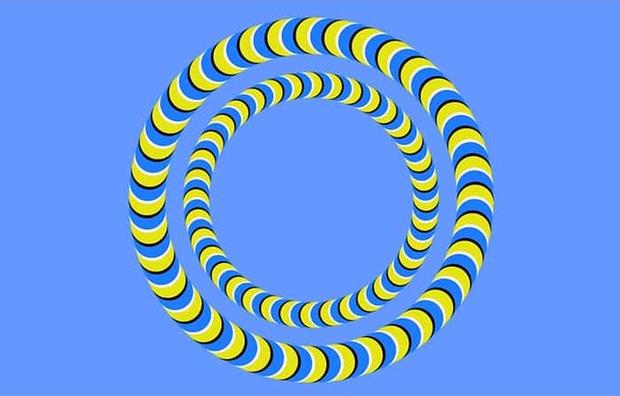 Bức hình đang chuyển động hướng nào? Câu trả lời tiết lộ tính cách nổi trội của bạn - Ảnh 4.