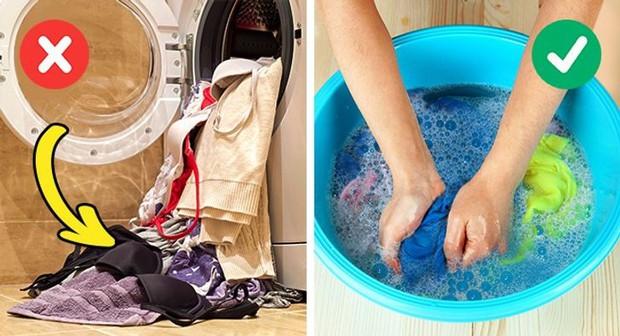 9 sai lầm cực phổ biến khi giặt quần áo, ai cũng từng mắc phải ít nhất một lần - Ảnh 3.