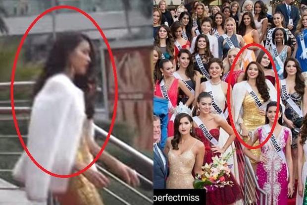 Nghi vấn Hoàng My đem vụ Phạm Hương lấn chỗ tại Miss Universe 2015 ra làm ví dụ khuyên Khánh Vân đừng noi theo - Ảnh 5.