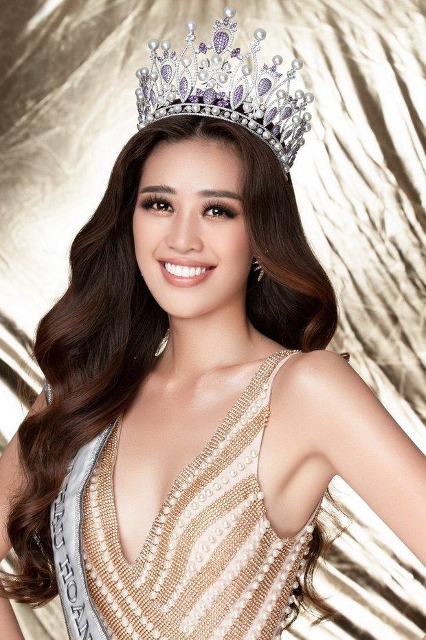Nghi vấn Hoàng My đem vụ Phạm Hương lấn chỗ tại Miss Universe 2015 ra làm ví dụ khuyên Khánh Vân đừng noi theo - Ảnh 4.