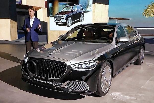 Biệt thự di động Mercedes-Maybach S 680 2021 sắp về Việt Nam: Giá khoảng 17 tỷ, nội thất xa hoa, có tính năng như trên Rolls-Royce - Ảnh 1.