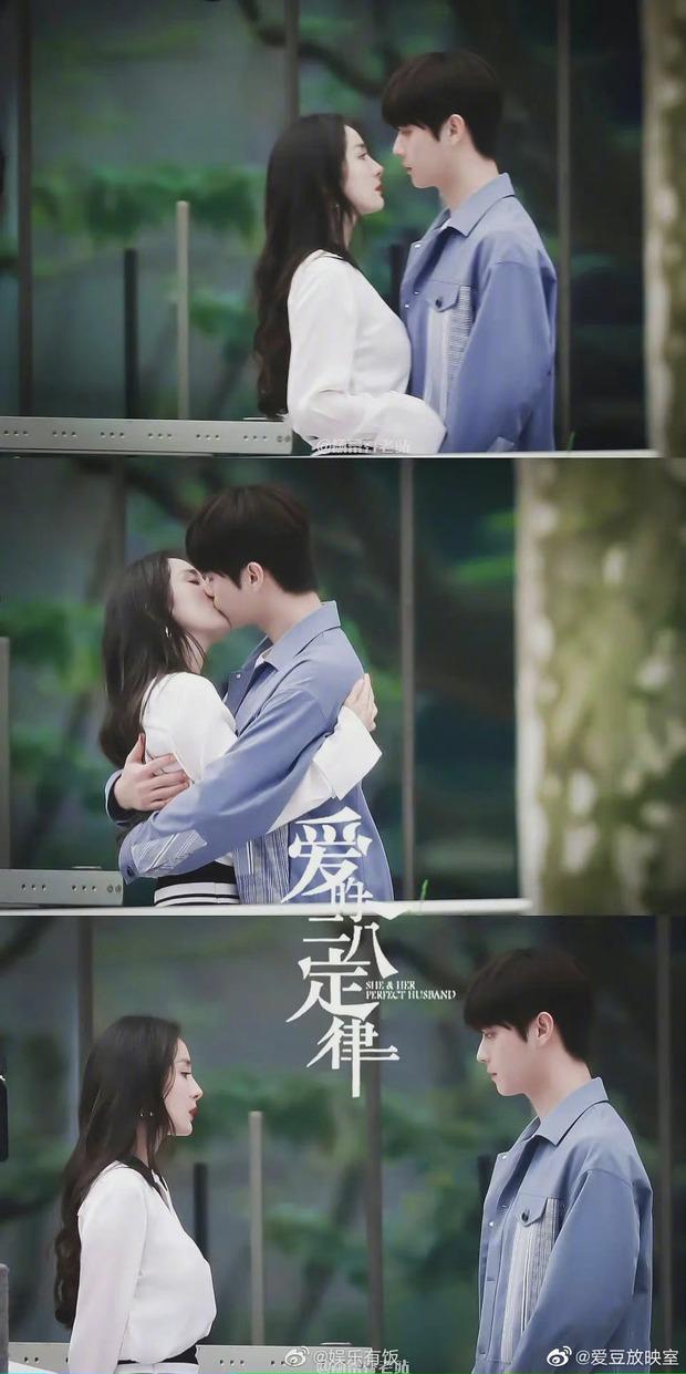 Dương Mịch ôm hôn Hứa Khải thắm thiết ở phim mới vẫn bị chê nhạt, phản ứng của mỹ nam sau đó tố cáo tất cả - Ảnh 4.