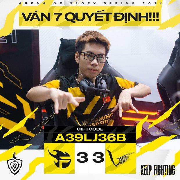 Team Flash chiến thắng nghẹt thở trước V Gaming, trận Chung Kết trong mơ của Liên Quân Việt Nam sẽ được tái hiện - Ảnh 2.