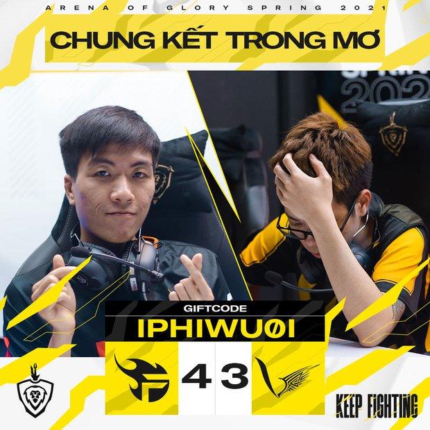 Team Flash chiến thắng nghẹt thở trước V Gaming, trận Chung Kết trong mơ của Liên Quân Việt Nam sẽ được tái hiện - Ảnh 3.