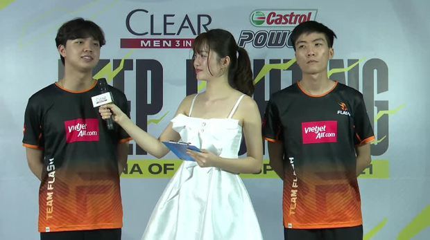 Team Flash chiến thắng nghẹt thở trước V Gaming, trận Chung Kết trong mơ của Liên Quân Việt Nam sẽ được tái hiện - Ảnh 4.
