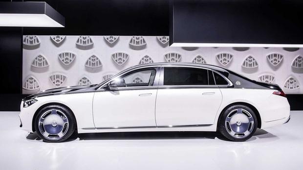 Biệt thự di động Mercedes-Maybach S 680 2021 sắp về Việt Nam: Giá khoảng 17 tỷ, nội thất xa hoa, có tính năng như trên Rolls-Royce - Ảnh 5.