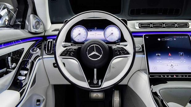 Biệt thự di động Mercedes-Maybach S 680 2021 sắp về Việt Nam: Giá khoảng 17 tỷ, nội thất xa hoa, có tính năng như trên Rolls-Royce - Ảnh 8.