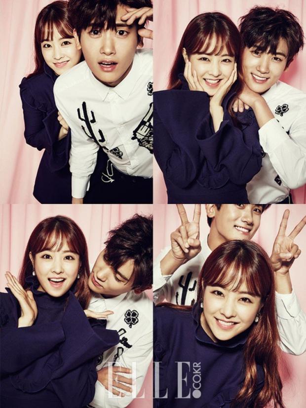 Đau đầu chọn couple có chemistry đỉnh nhất Kpop: Hyeri - Park Bo Gum có plot twist gây sốc, IU mê luôn tài tử kém 4 tuổi? - Ảnh 26.