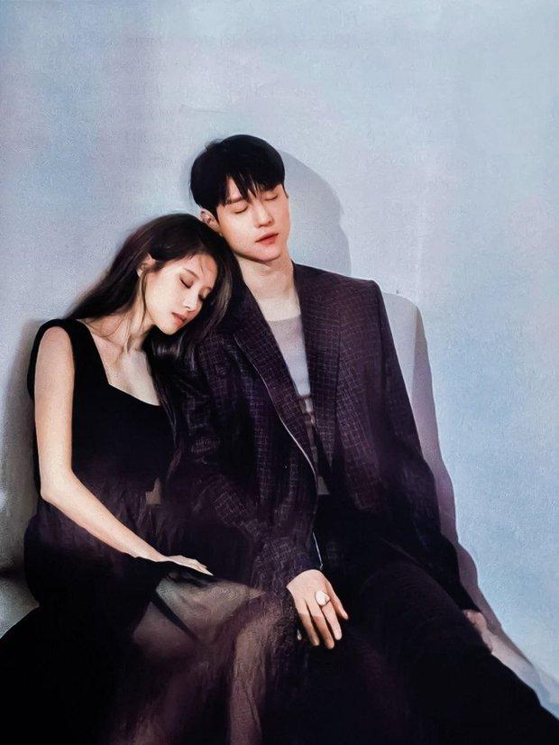 Đau đầu chọn couple có chemistry đỉnh nhất Kpop: Hyeri - Park Bo Gum có plot twist gây sốc, IU mê luôn tài tử kém 4 tuổi? - Ảnh 24.