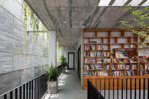 Xây nhà 2,5 tỷ với vật liệu hoàn thiện từ 100% bê tông, cặp vợ chồng khiến người bạn nước ngoài thích thú phải thuê ngay một phòng - Ảnh 4.