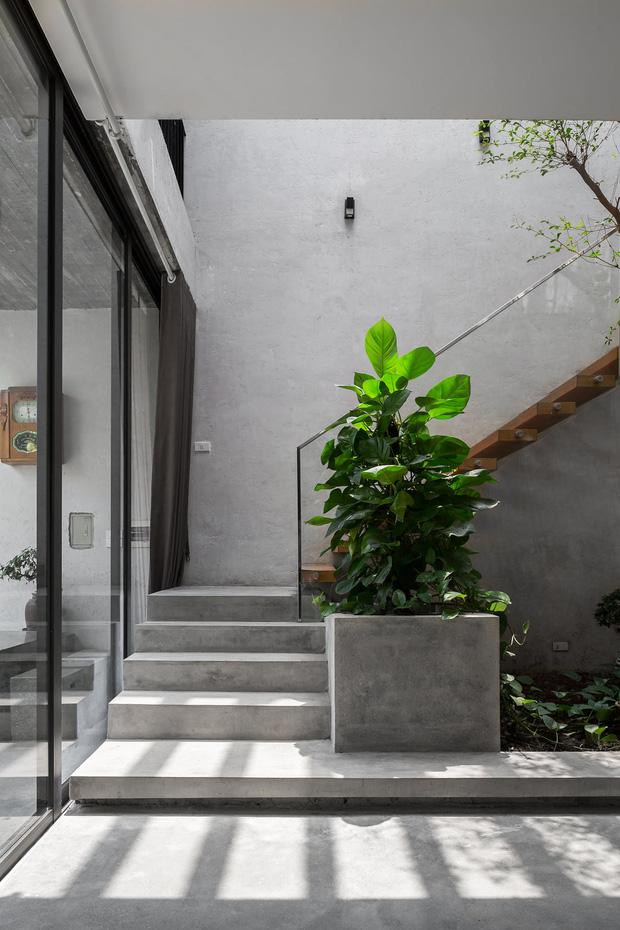 Xây nhà 2,5 tỷ với vật liệu hoàn thiện từ 100% bê tông, cặp vợ chồng khiến người bạn nước ngoài thích thú phải thuê ngay một phòng - Ảnh 8.