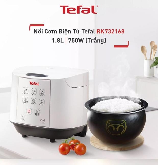 Mê hãng Tefal thì chị em phải mua 5 thứ này: Nổi nhất là nồi chiên không dầu nhưng đỉnh nhất lại là máy xay - Ảnh 4.