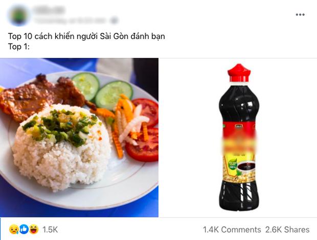 """Tranh cãi về cách ăn cơm tấm """"sẽ khiến người Sài Gòn đánh bạn"""": Có đến mức phải như vậy không? - Ảnh 1."""