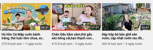 NÓNG: Quỳnh Trần JP tung video xin lỗi vì ăn chân gấu nhưng không xoá clip cũ, hứa hẹn sẽ làm series món chay sau này - Ảnh 4.