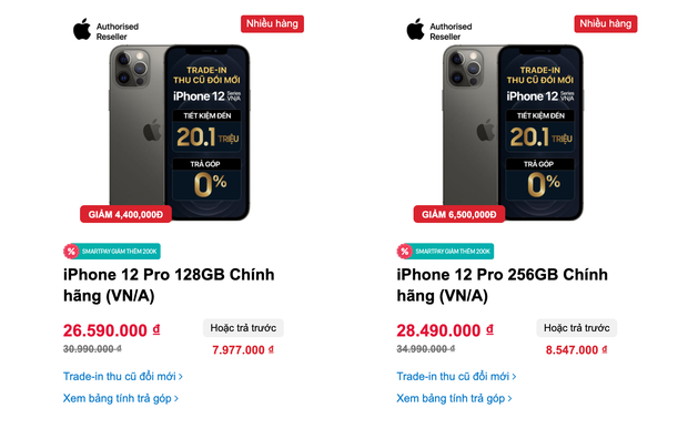 Giá iPhone 12 Pro Max đã qua sử dụng giảm sâu, tuy nhiên người dùng vẫn thờ ơ! Vì sao? - Ảnh 3.